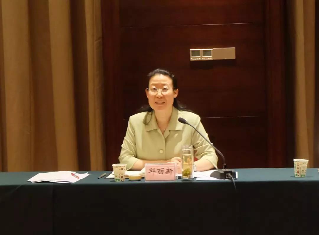 黄冈市委副书记、市长邱丽新发表讲话.jpg